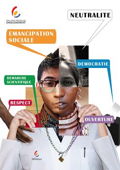 Affiche valeurs